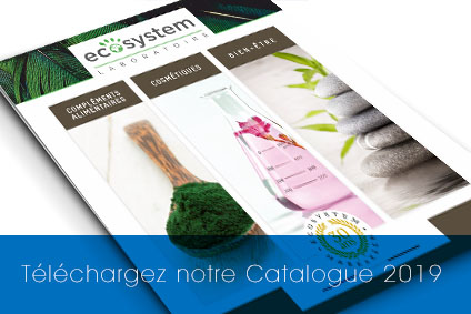 Catalogue Ecosystem 2017